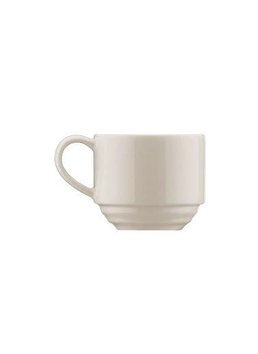 Kütahya Porselen Tuvana Kahve Takımıkrem Renkli